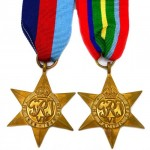 World War II Medal. Click for more information...