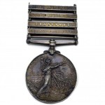 South Africa 1901 1902 Medal. Click for more information...
