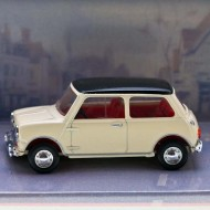 Matchbox Dinky DY-21 1964 Mini Cooper S White Diecast Toy. Click for more information...