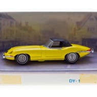 Matchbox Dinky DY-1B 1967 Jaguar E Type Diecast Car. Click for more information...