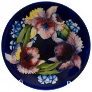 Plate Orchid Pattern. Click for more information...