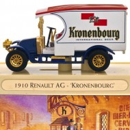 Models of Yesteryear 1910 Renault AG Kronenbourg. Click for more information...