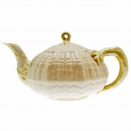 Belleek Teapot. Click for more information...
