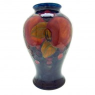 William Moorcroft Pomegranate Vase. Click for more information...