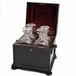 William IV Decanter Box. Click for more information...