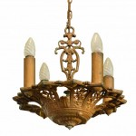 Original Art Deco Ceiling Light.. Click for more information...