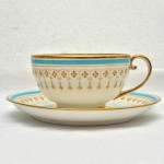 Davenport Cup and Saucer. Click for more information...