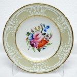 Coalport Cabinet Plate. Click for more information...
