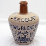 Jeroboam Royal Blend Whiskey Jug. Kennedy Potteries.. Click for more information...