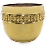 Brass Jardiniere. Click for more information...