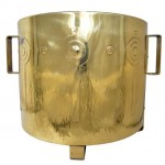 Arts & Crafts Brass Jardiniere. Click for more information...